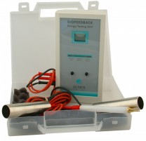 Biofeedback Acmos7 Testing Unit with case and accessories