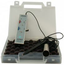 Acmodermil Detector Stimulator with case and accessories