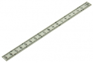Graded Ruler for ACMOS Antenna Accessories