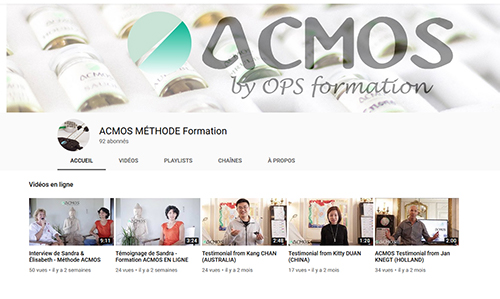 ACMOS by OPS on Youtube